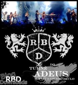 RBD-tour Del Adios