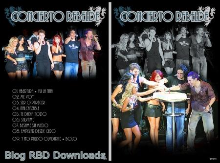 concierto rebelde