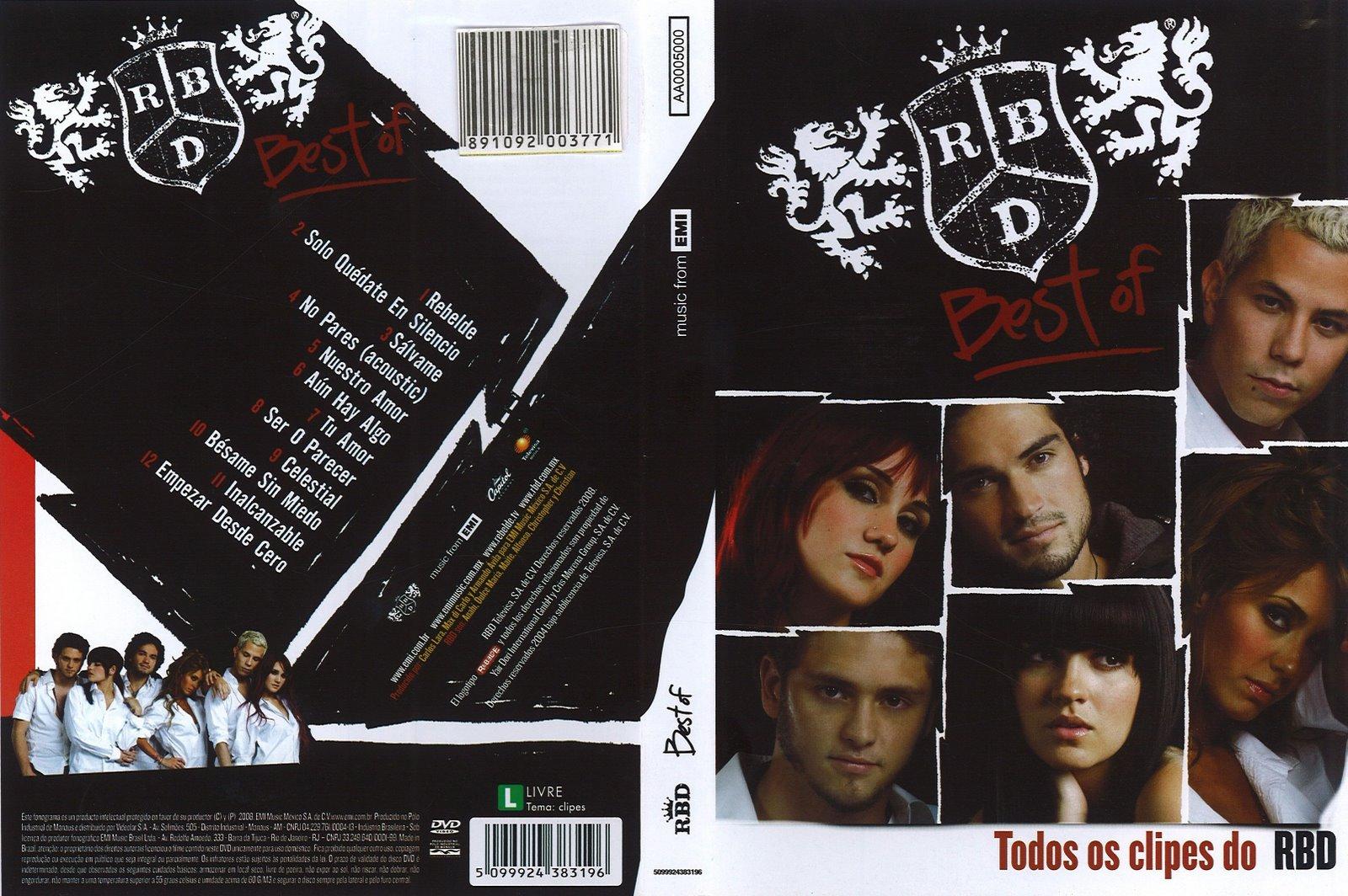 CD PARA MI DE O BAIXAR OLVIDARTE