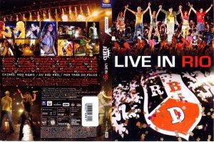 DVD Live In Rio