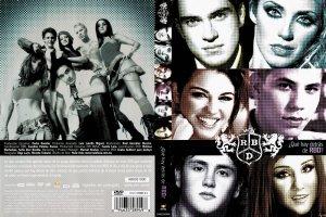 DVD Que Hay Detras de RBD