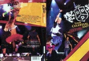 DVD Tour Celestial