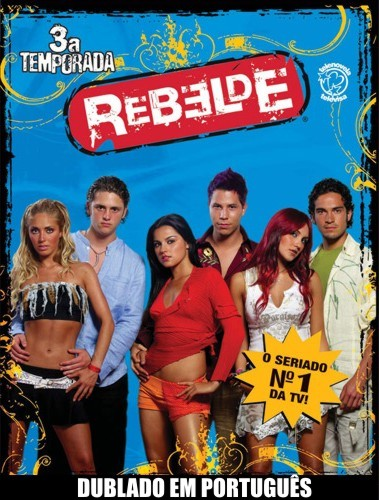 Box Rebelde 3ªTemporada