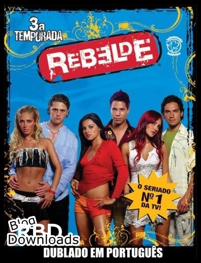Rebelde 3ª Temporada