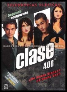 Clase 406  2ªTemporada