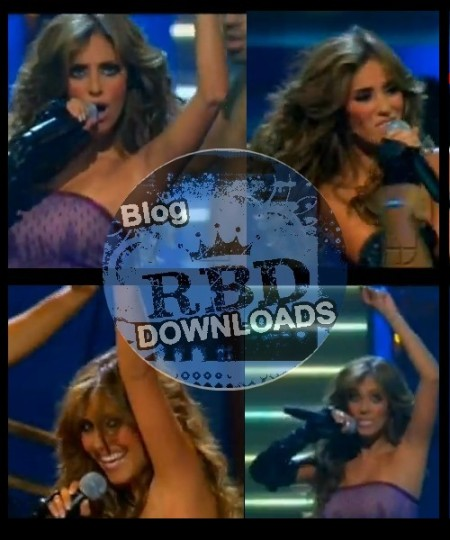 Baixe em MP3 - Anahí - Mi delírio - versão PJ: Premios Juventud 2009